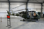 XV127 Westland Scout AH1 @ Army Air Corps Museum 10.07.13