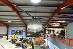 XP847 Westland Scout AH1 @ Army Air Corps Museum 10.07.13