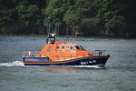 "Tamar Class 16-18 ""RNLB Killarney"" - Kilmore Quay Lifeboat - On trials heading back into Plymouth 16.07.10"