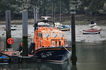 """Tamar Class 16-06 """"RNLB Frank and Anne Wilkinson"""" Relief Lifeboat @ Salcombe Lifeboat Station 29.04.10"""