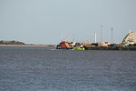 """Severn Class 17-03 """"RNLB Albert Brown"""" - Harwich Lifeboat - Approaching Harwich Lifeboat Station 05.09.12"""