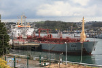 CLAUS IMO:9268253 4973gt @ Cattewater Wharves, Plymouth 12.04.12