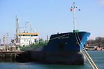 BRO GARLAND IMO:9393345 4641gt @ Cattewater Wharves, Plymouth 07.03.10