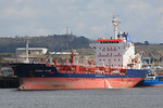 DESNA STAR IMO:9419199 8621gt @ Cattewater Wharves, Plymouth 19.04.12