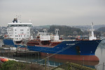BRO DESIGNER IMO:9313101 11344gt - Unloading @ Plymouth, Cattewater Wharves 23.01.13