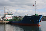 BRO GLOBE IMO:9229051 4107gt @ Cattewater Wharves, Plymouth 13.10.09