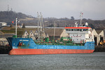 BRO GRATITUDE IMO:9266413 4107gt @ Cattewater Wharves, Plymouth 19.01.10