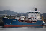 BRO DISTRIBUTOR IMO:9313113 11344gt @ Cattewater Wharves, Plymouth 22.11.10