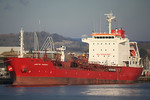 ANETTE THERESA IMO:9321639 8450gt @ Cattewater Wharves, Plymouth 14.02.10