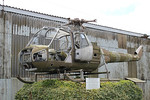XV139 Westland Scout AH1 @ South Yorkshire Aviation Museum 19.04.14