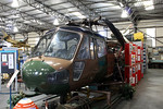 XP190 Westland Scout AH1 @ South Yorkshire Aviation Museum 19.04.14
