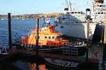 "Severn Class 17-29 ""RNLB Richard Cox Scott"" - Falmouth Lifeboat @ Falmouth Lifeboat Station 20.01.10"