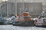 """Severn Class 17-28 """"RNLB VOLUNTEER SPIRIT"""" - Relief Lifeboat @ Plymouth 08.04.14"""
