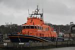 "Severn Class 17-25 ""RNLB Eric and Susan Hiscock (Wanderer)"" - Yarmouth Lifeboat @ Yarmouth Lifeboat Station 30.03.10"