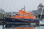 """Severn Class 17-34 """"RNLB Osier"""" - Relief Lifeboat @ Plymouth 22.01.15"""