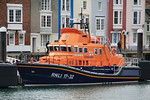 """Severn Class 17-32 """"RNLB Ernest and Mabel"""" - Weymouth Lifeboat @ Weymouth Lifeboat Station 30.03.10"""