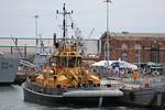 SD BOUNTIFUL @ HMNB Portsmouth 30.07.10