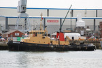 SD BUSTLER @ HMNB Portsmouth 30.07.10